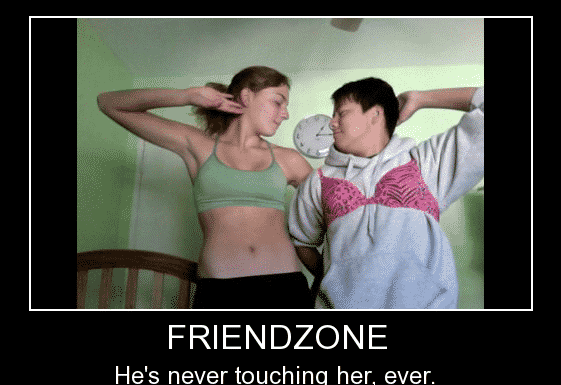 The Science of The Friend Zone