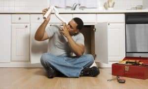 guy fixing things